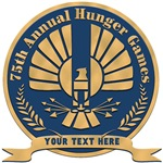 Personalzied 75th Hunger Games