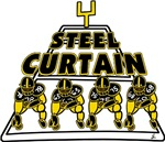 Pittsburgh Steel Curtain D