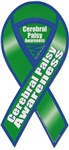CP Awareness Ribbon