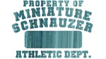 Property of Miniature Schnauzer