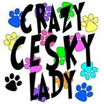 Crazy Cesky Lady