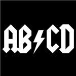 AB/CD Bolt Rocker Logo
