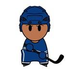 Copy of Super hockey player Yoshii