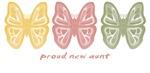 3 butterflies aunt