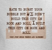 I Built This City
