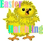 Easter Chick, Revised and Original