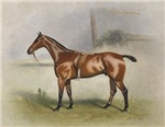 Vintage Painting of Blacmore