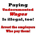 Undocumented Wages