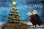 Happy Holidays Merry & Christmas