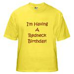 Redneck Birthday