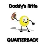 Daddy's little Quarterback