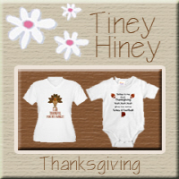 Thanksgiving T-Shirts & baby clothes and Gifts!