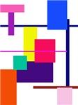 Geometric Rectangles Present