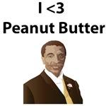 I <3 Peanut Butter