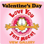 Garfield Valentine's Day Gifts