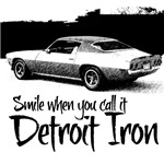 Smile, Detroit Iron