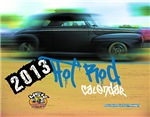 2013 Hot Rod Calendar