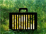 Untitled (briefcase/nature)