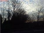 Silohette Sunrise