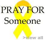 Pray for Someone (Yellow Ribbon)