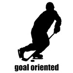 Goal Oriented Hockey