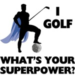 Golf Superhero