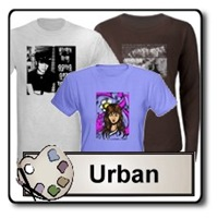 Urban T-shirts & Gifts