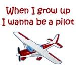 When I Grow Up I Wanna Be A Pilot