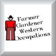 Gardener Farmer Western
