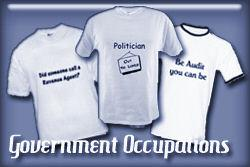 Local and US Government T-shirts and Gifts