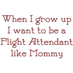 I Want To Be A Flight Attendant