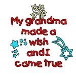 Grandma made a wish