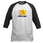Click for more<br>PFLAG Logo Long Sleeve Shirts