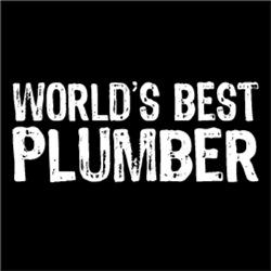 World's Best Plumber