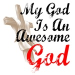 My God Is An Awesome GOD Christian Religious