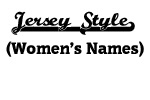 Black Jersey Women's Names