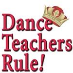 DANCE TEACHERS RULE