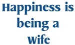 <strong>Wife</strong> : Happiness