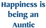 <strong>Auntie</strong> : Happiness