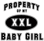 Property of <strong>Baby</strong> <strong>Girl</strong>