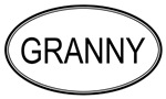 Oval: <strong>Granny</strong>
