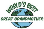 World's Best <strong>Great</strong> <strong>Grandmother</strong>