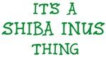 <strong>Shiba</strong> Inus thing