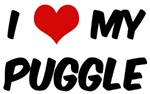I Love: <strong>Puggle</strong>