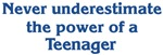 <strong>Teenager</strong> Power