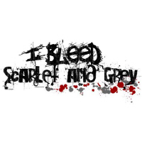 I Bleed Scarlet and Grey