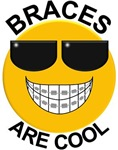 Braces Are Cool Mugs and Posters