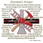 Fireman's Prayer and Thin Red Line
