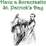Scrantastic St. Patrick's Day