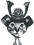 Nobigao Shogun Cat